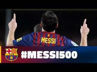 #Messi500 [ESP]