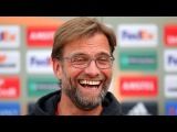 Jurgen Klopp's pre Borussia Dortmund Press Conference - UEL 2016 - LFC BREAKING NEWS