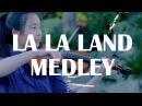 LA LA LAND MEDLEY Violin Viola Piano Cover