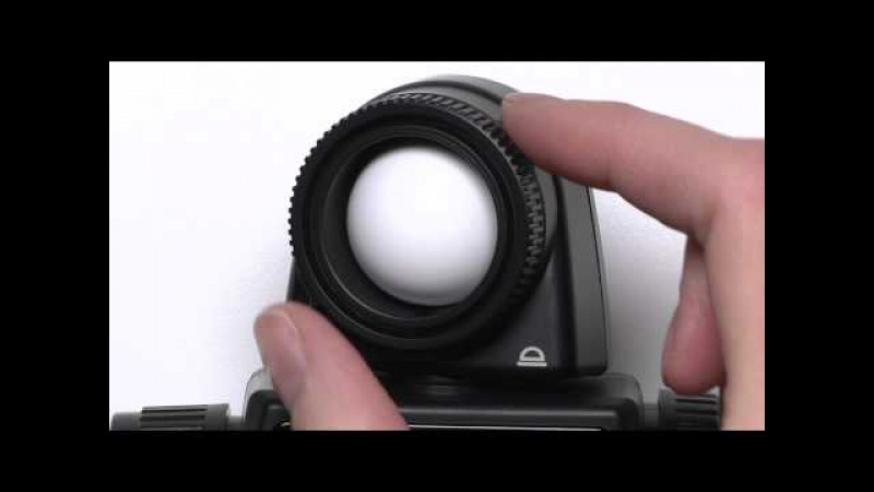 Sekonic L 758DR Quick Start Guide Part 4