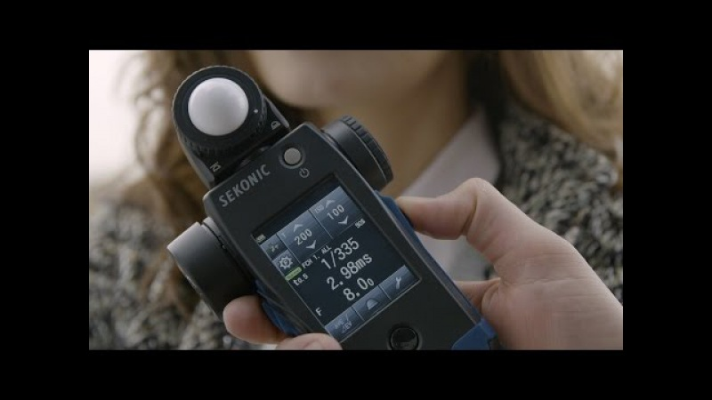 Sekonic L 858D for Photographers