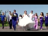 Равиль и Язиля - Свадебный клип, аэросъёмка (Mirror prod.)