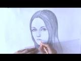 Уроки рисования. Как нарисовать ЛИЦО ЧЕЛОВЕКА карандашом. Часть 2