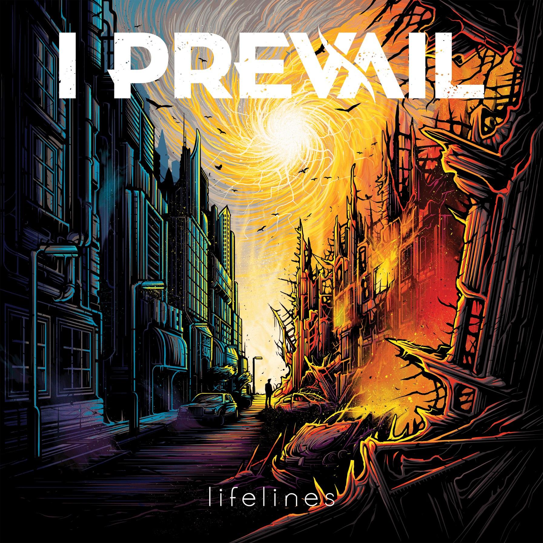 I Prevail - Scars [single] (2016)