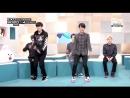 141031 EXO Baekhyun  Chanyeol Dance Together Cut EXO 90-2014