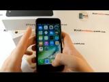 4 Копия iPhone 7, видеообзор 100% лучшей копии Айфон 7, сравнение с iPhone 6s