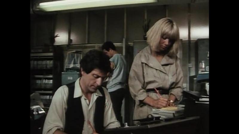Демпси и Мейкпис (1985) 1 сезон 8 серия [Страх и Трепет]