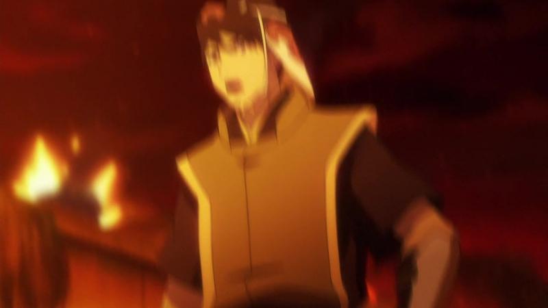 [Katana Sound] Гаро: Багровая луна / Garo: Guren no Tsuki [23] [ZingZao, LilooPanda]