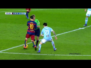 Lionel Messi ● Top 15 Genius Moments of The Year 2016