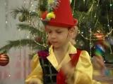 Танец жонглеров в детском саду
