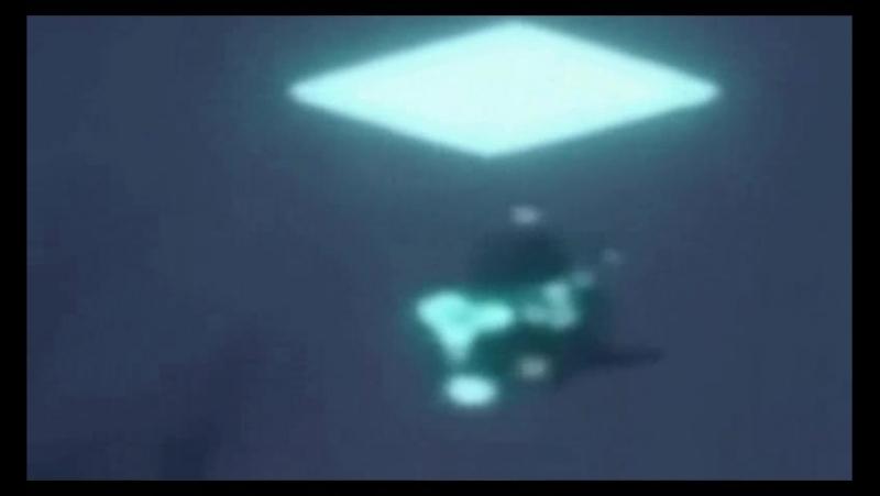 Странные НЛО..( моё соло..)