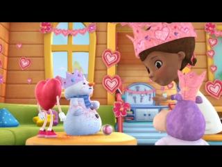 Доктор Плюшева-s1e25. Мой Дорогой Валентин + Пыльный Мишка