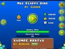 Geometry dash level - MLG Flappy Bird