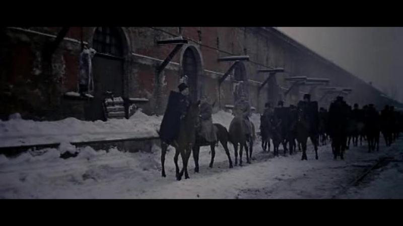 Бег 1970 СССР фильм часть-1