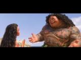 """Моана - Песня """"Спасибо"""" 1080p"""