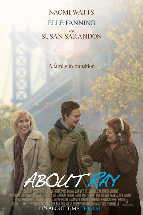 О Рэй / About Ray (2015) BDRip 720p | L