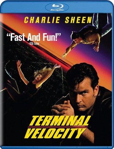 Скорость падения / Terminal Velocity (1994) BDRip 720p | P, P2, A