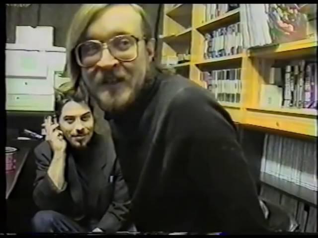 Летов на Студии Калейдоскоп TV 1995