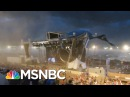Surviving A Stage Collapse (Web Exclusive) | Split Second Decision | MSNBC
