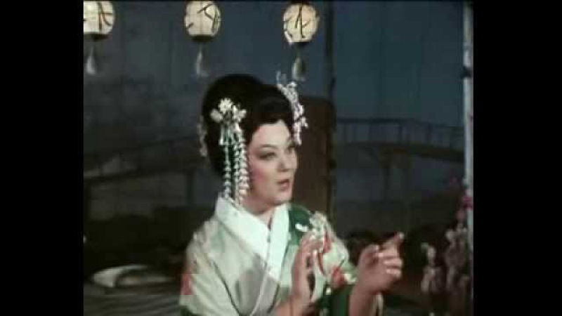 Мария Биешу - Un bel dì vedremo (G.Puccini 'Madama Butterfly')