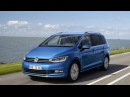 Тест-драйв Volkswagen Touran 2015 Test Drive фольксваген минивен