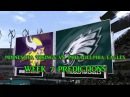 MINNESOTA VIKINGS VS. PHILADELPHIA EAGLES PREDICTIONS | #NFL WEEK 7 | FULL GAME