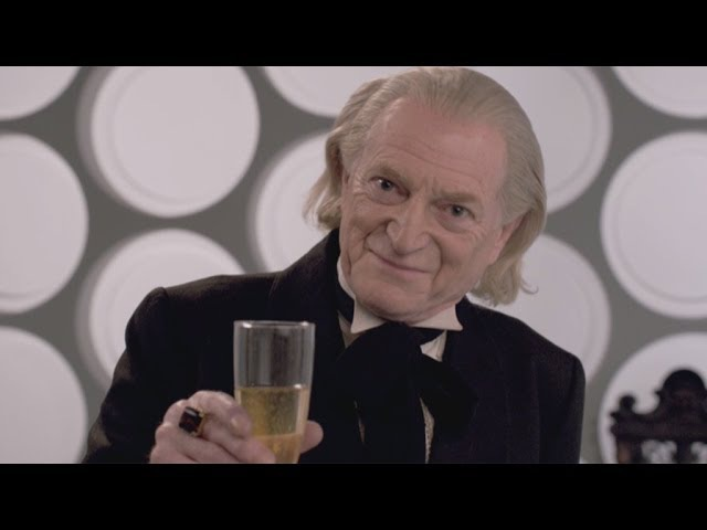 Merry Christmas to all of you at home - An Adventure in Space and Time - Doctor Who 50th Anniversary