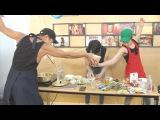 하하, 갓세븐 마크·진영과 '섹시한 요리교실' 《Running Man》런닝맨 EP450