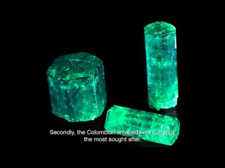 Emeralds: Mineralogy, Gemology, Jewelry - L'Ecole Van Cleef Arpels