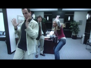 Arrested Development - Gob's chicken dance