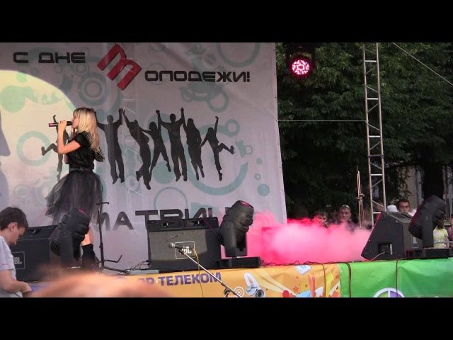 Катя Чехова - Мне Много Не Нужно (27.06.2011, г. Йошкар-Ола)