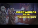 WRPF WORLDS-2016. THE BEST MOMENTS.