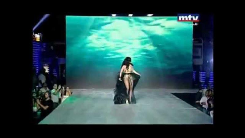 Haifa Wehbe - world super model - Malket Gamal El Kowan