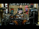 Gruesome - Raped By Darkness Drum Playthrough
