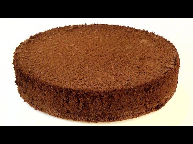 Брошенный бисквит или бисквит по-польски быстро_к_чаю Рецепт идеального бисквита.