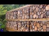 4. Идеи для дачи. Деревянные заборы для дачи — свежие фото