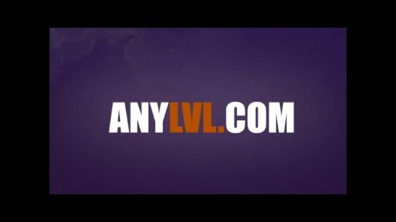 Как купить аккаунт на ANYLVL COM