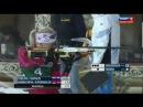 Биатлон Гонка чемпионов  Смешанная эстафета 5.04.15