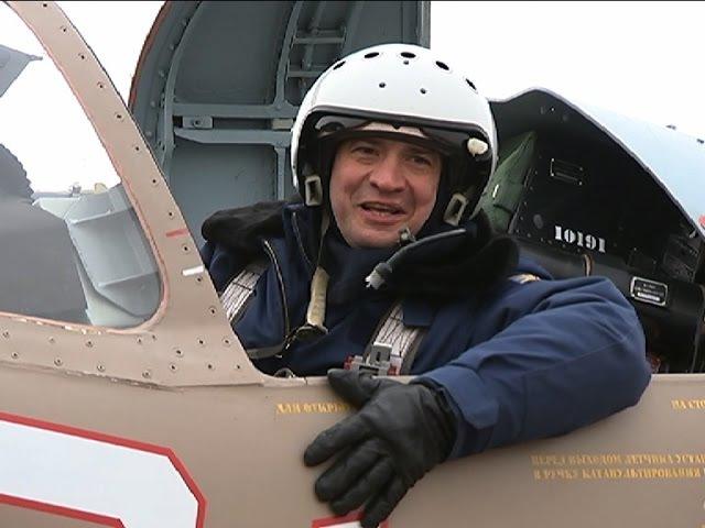 Герой своего времени как Сергей Кобылаш стал летчиком номер №1