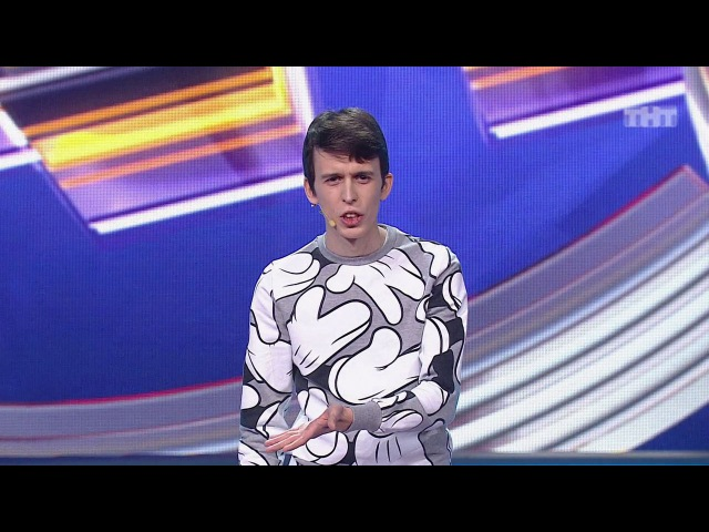 Comedy Баттл. Последний сезон - Никита Дубровский (1 тур) 19.06.2015 из сериала Comedy Баттл. ...