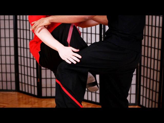 Bong Taan Gerk aka Leg Defenses Wing Chun