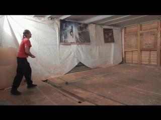 Волновая безоборотка 7 метров + использование разных хватов
