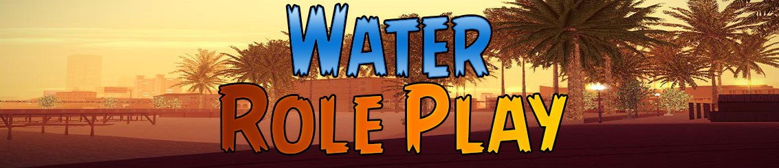 Water Role Play