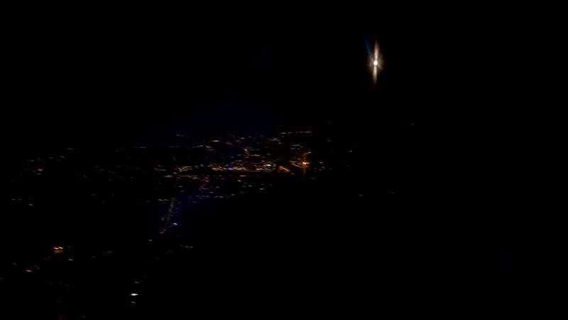 Istanbul return night aircraft uia