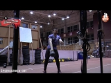 Упражнения с гирей на все группы мышц