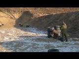 Соревнования по стрельбе из стрелкового оружия на полигоне Горностай во Владивостоке
