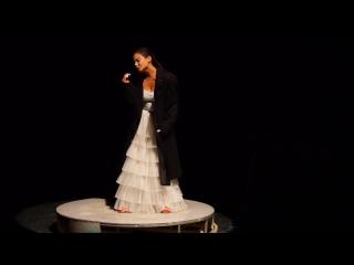 Лаура Пицхелаури - Финальный танец леди Макбет (