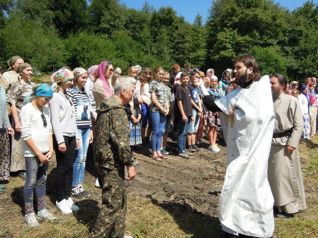 В Зеленчукском районе открылся молодёжный форум «Маруха-2016»