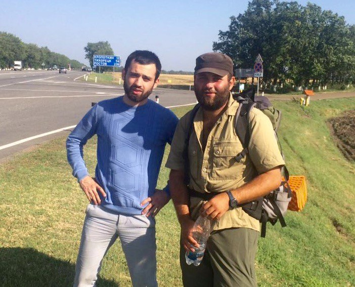Из Москвы в Карачаево-Черкесию за 50 дней
