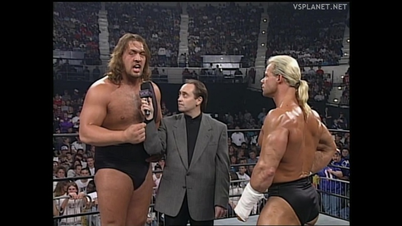 Giant and Lex Luger, WCW Monday Nitro 10.02.1997